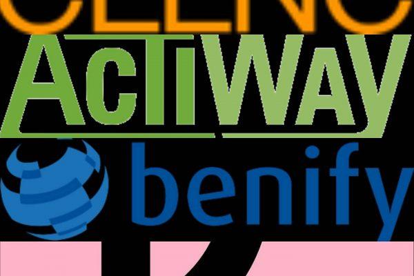 Vi tar emot betalning via Benify Actiway Wellnet Klarna