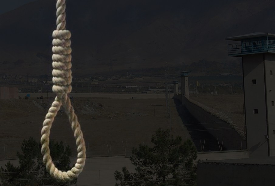 Rajai Shahr Prison in Karaj: At least seven prisoners accused of murder have been executed