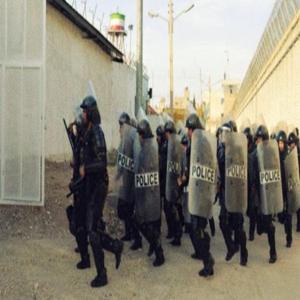 TabrizUrmiaPrisonsProtests