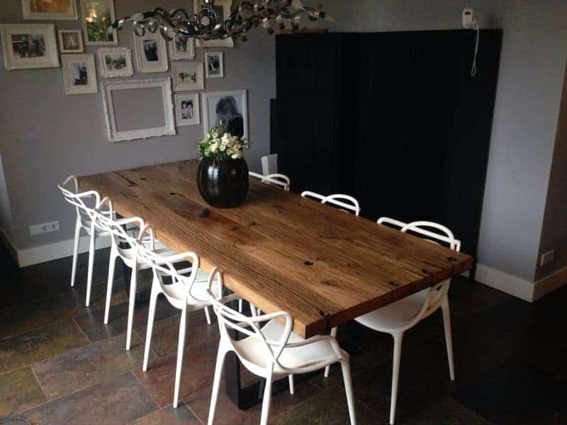 complete inrichtingen 8- persoons tafel