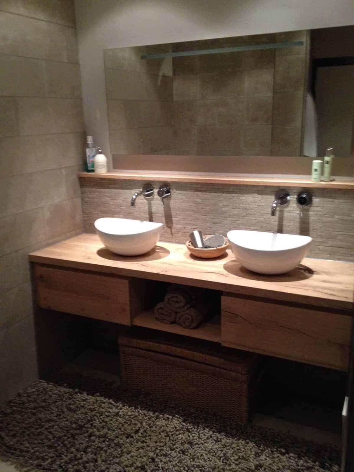 badkamer meubels | ovalen wasbakken