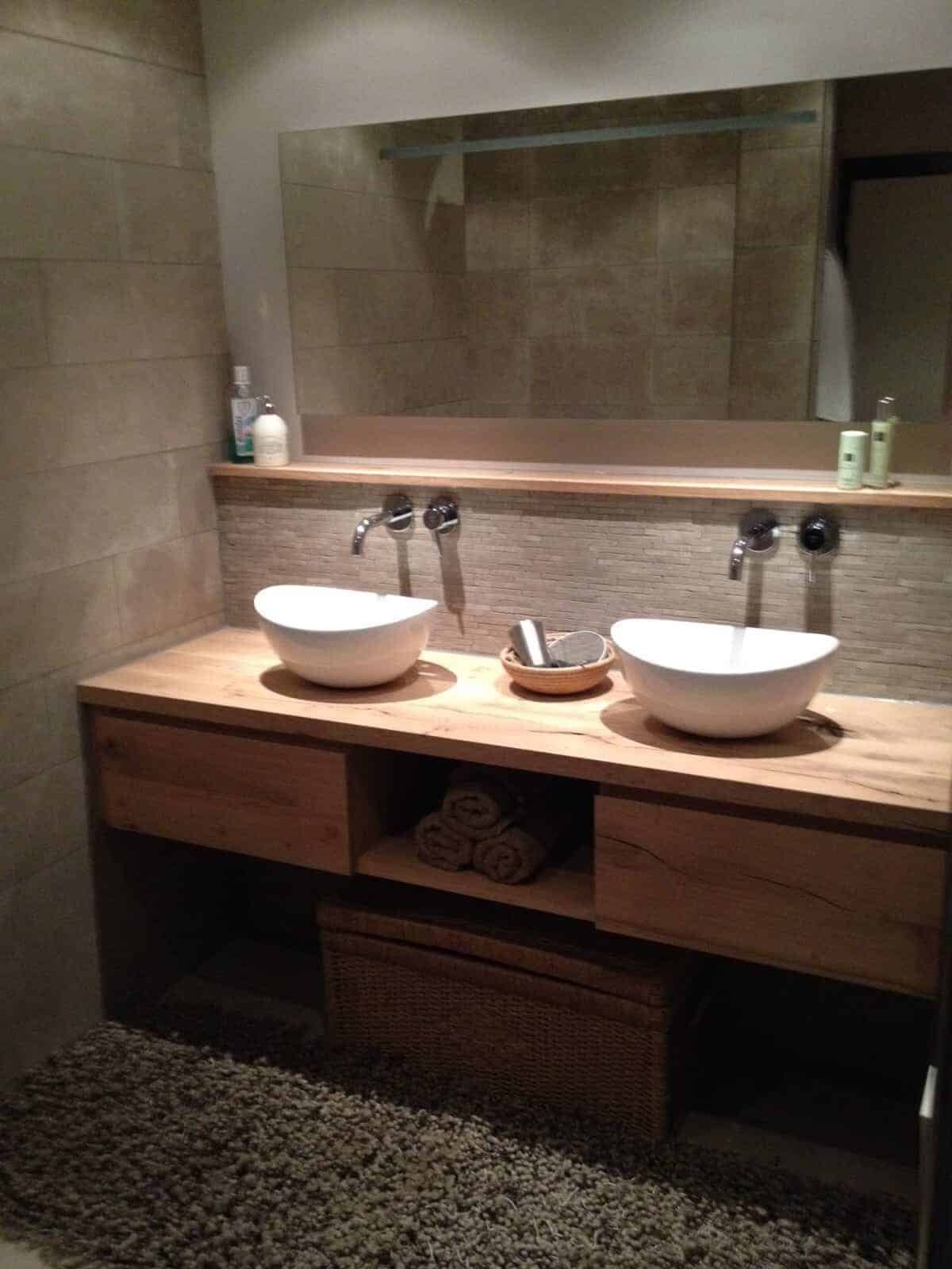 badkamer meubels   ovalen wasbakken