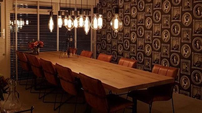 tafel in stijl