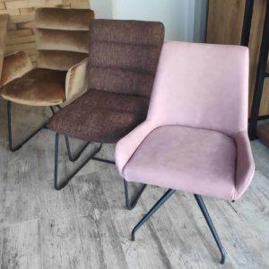 nieuwe stoelen