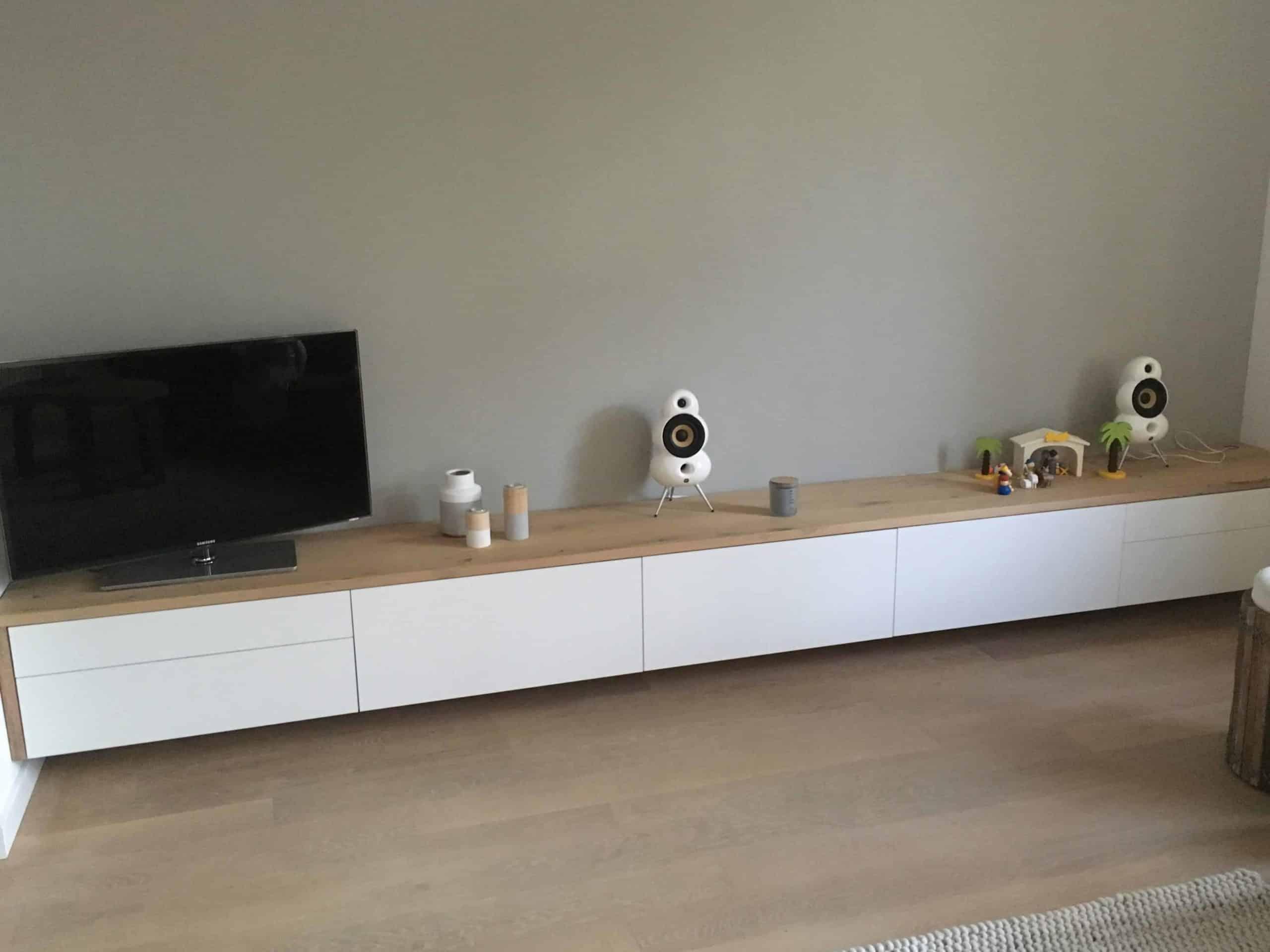 kasten tv meubel op maat|hout en vorm