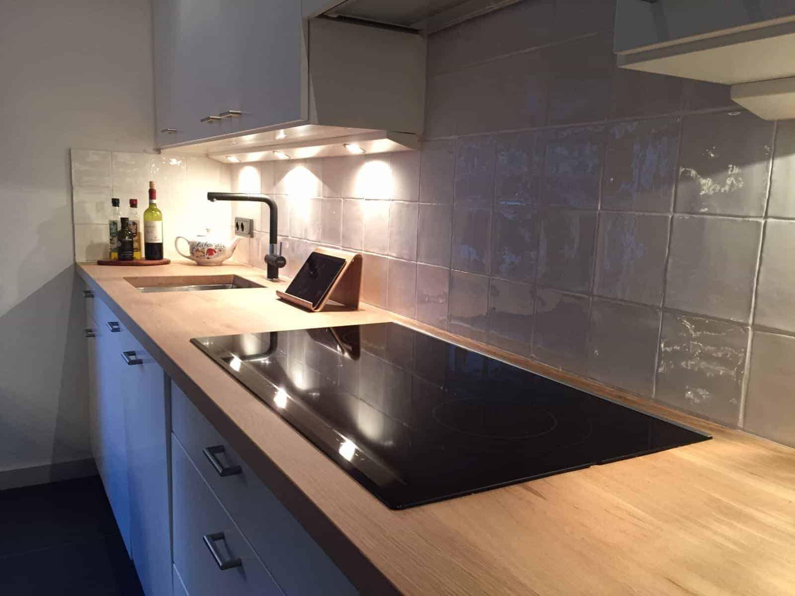 houten bal keuken