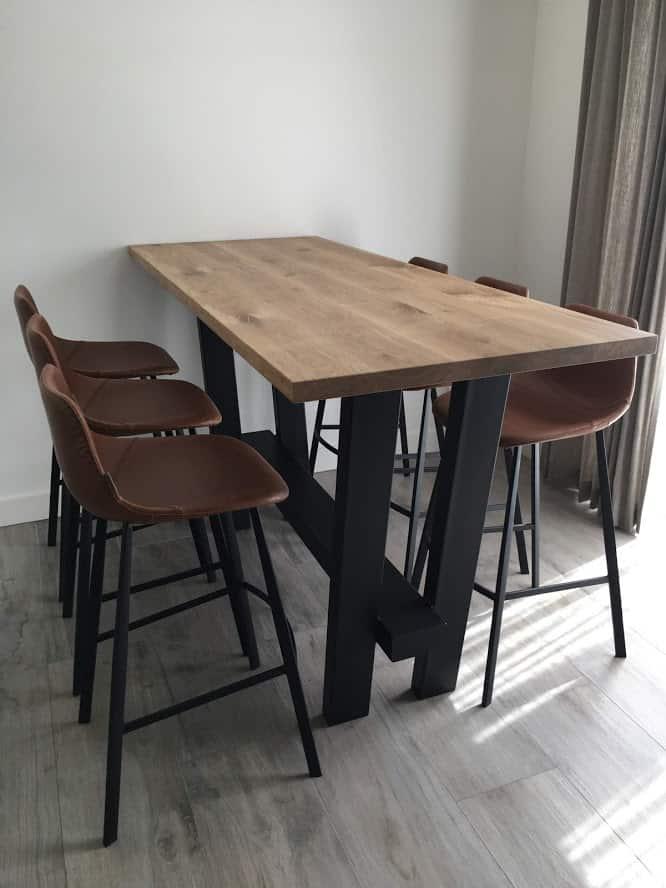 Eiken bartafel