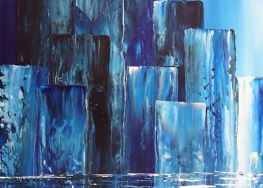 Blogs Tinten blauw | Hout en Vorm