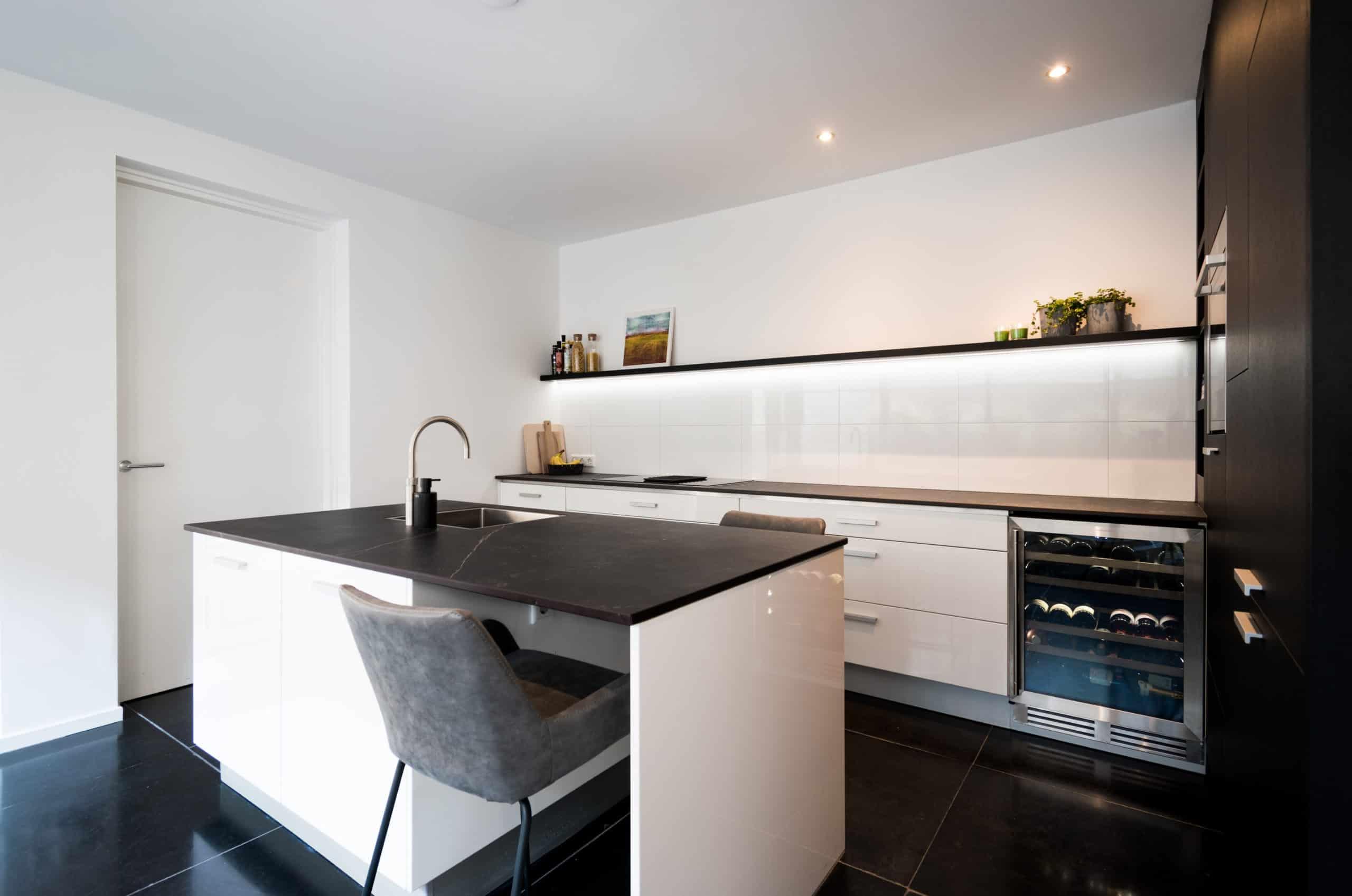 keukens kookeiland|hout en vorm