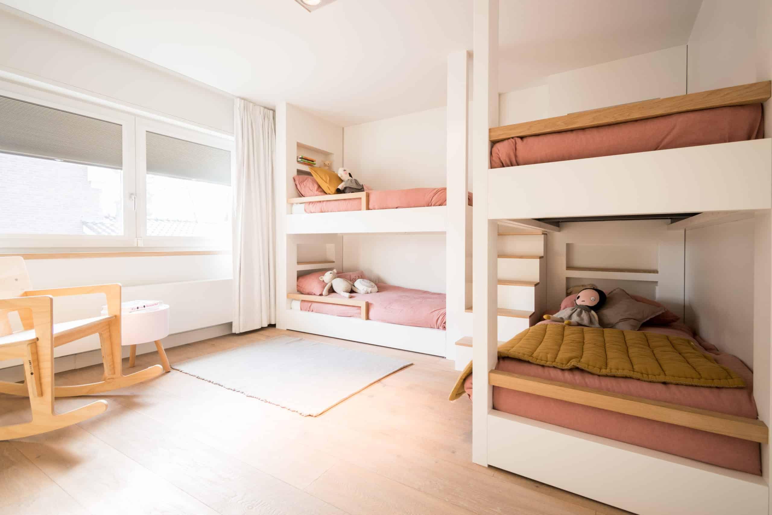 Hout en Vorm - Woning 3 - Kinderslaapkamer - 1