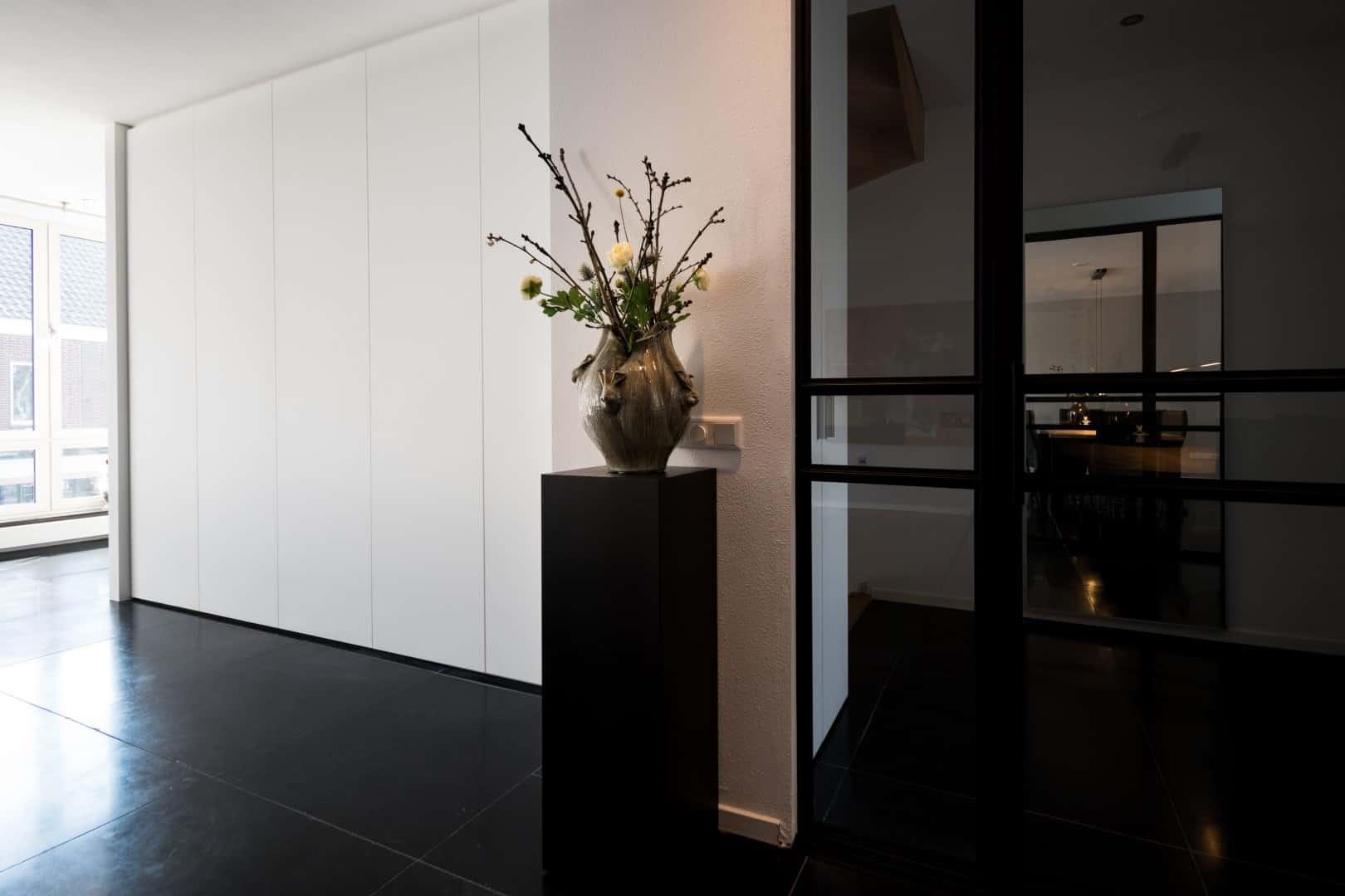kasten Tv meubel eiken met plaatmateriaal|hout en vorm