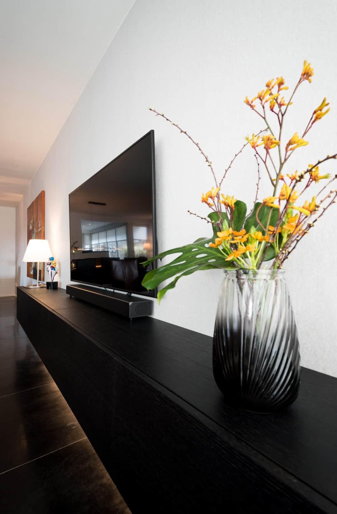 kasten Zwevend tv meubel|hout en vorm