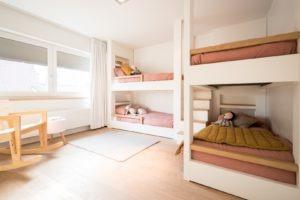 Hout en Vorm - Woning 3 - Kinderslaapkamer - 1 (Groot)