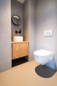 Hout en Vorm - Woning 3 - Toilet (Groot)