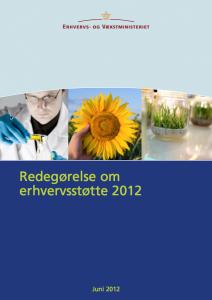 Erhvervsstotte 2012