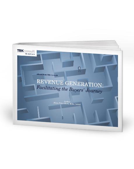 Revenue Generation: Facilitating the Buyers' Journey