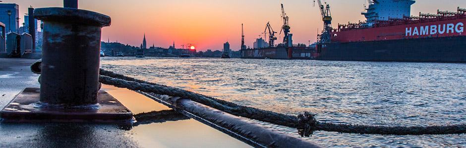 Hafen Hamburg, Germany