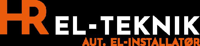 HR El-teknik Logo