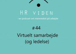 Virtuelt samarbejde og ledelse