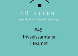 Podcast 45 Trivselssamtaler