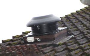 Byte av takfläkt