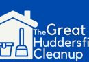 Litter-picking weekend turns out to be a Great Huddersfield success!