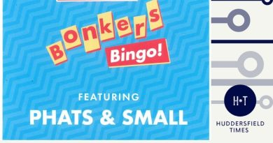 Phats & Small are coming to Huddersfield this October
