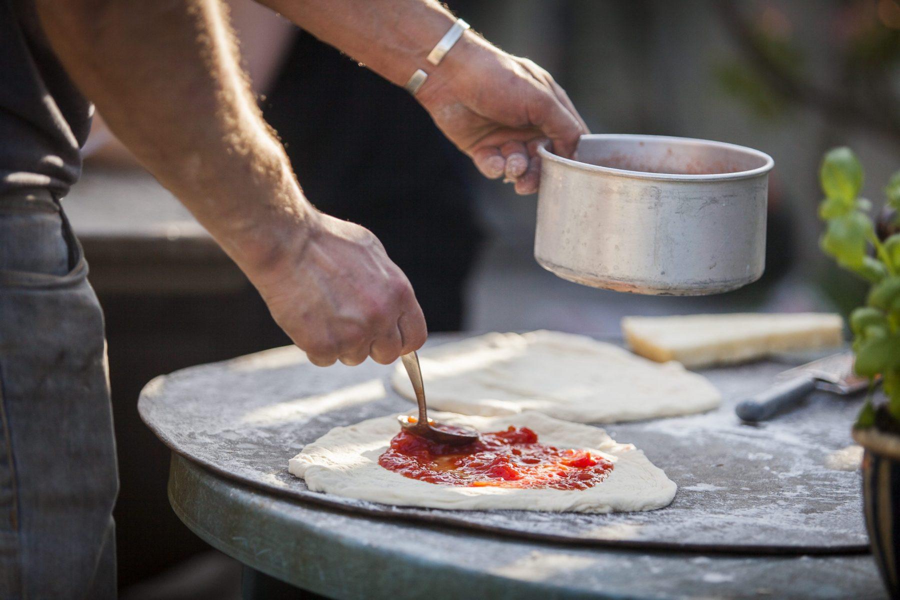 lage pizza ute i hagen