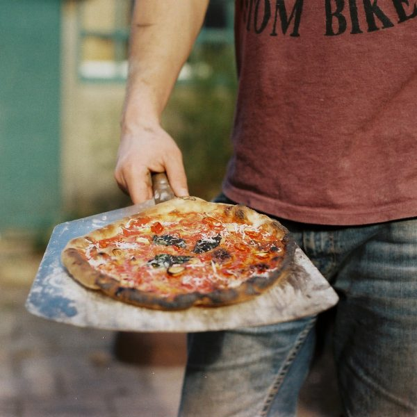 pizza på italiensk vis