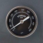 temperaturmåler til pizzaovn