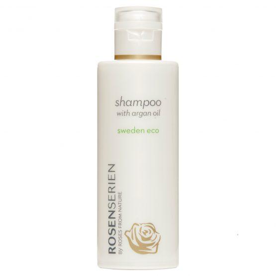 Rosenserien Shampoo arganolie