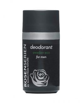 Rosenserien Deodorant mænd