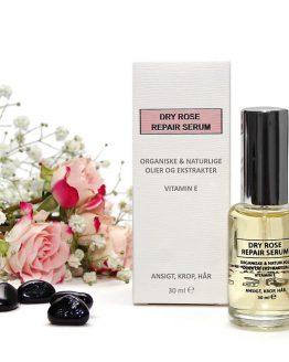 Glow nordic dry rose serum