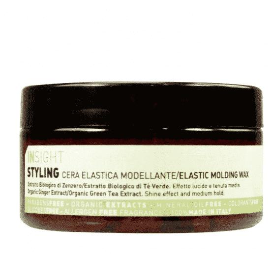 Insight Styling Elastic Molding Wax hårpleje