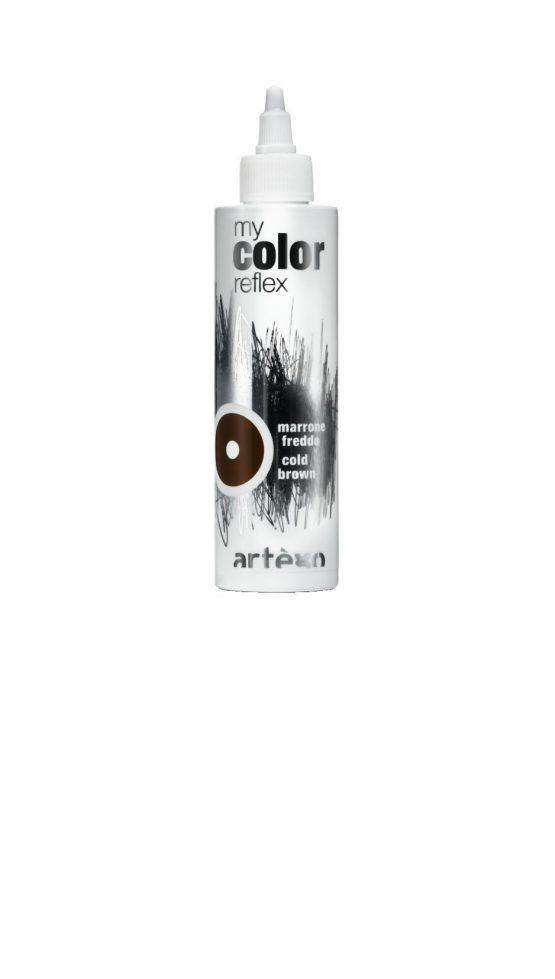 MyColorReflex farvepigmentercoldbrown