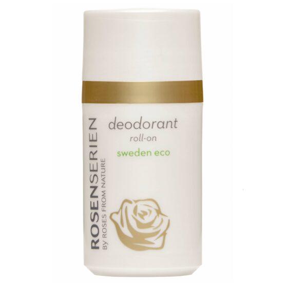 Rosenserien deodorant roll on
