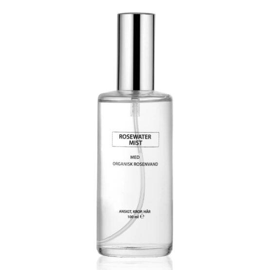 Glow nordic Rosen vand Mist rosenmist fugter beroliger ung hud modenhud uren hud vegansk tør hud