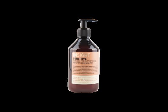 INsight sensitive shampoo hårpleje -98% naturlig sart hud miljøvenlig vegansk familie shampoo