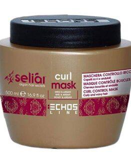 seliar curl mask Echosline hårpleje