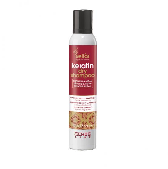 Seliar keratin dry shampoo