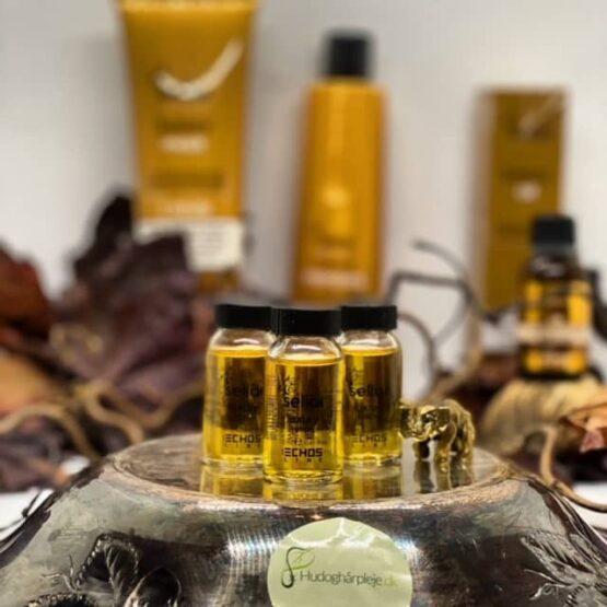 seliar luxury lotion salonkur Echosline hårpleje hjemme kur lotion glansgivende plejer håret fugt