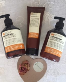 Insight Antioxidant shampoo, Conditioner og mask