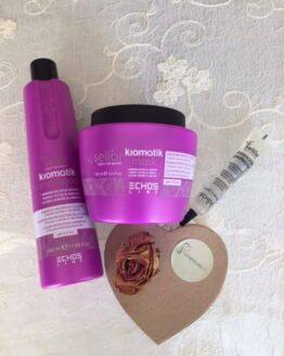 Seliar kromatik protecter, shampoo og mask hårplejeprodukter hårpleje