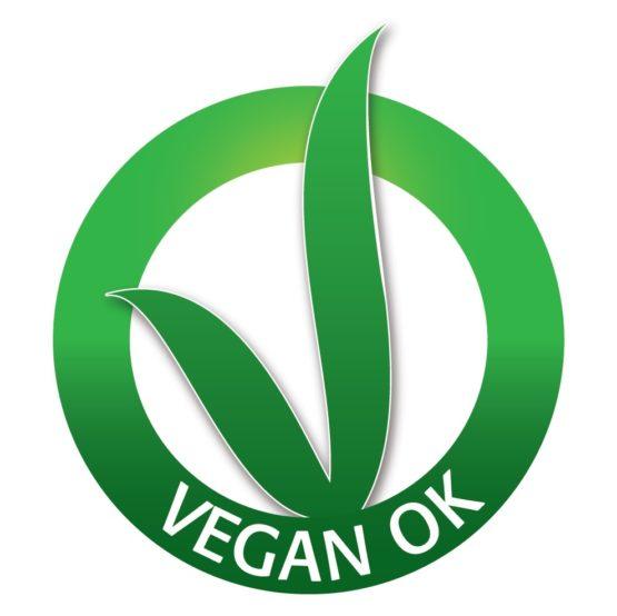Vegan mærket produkt