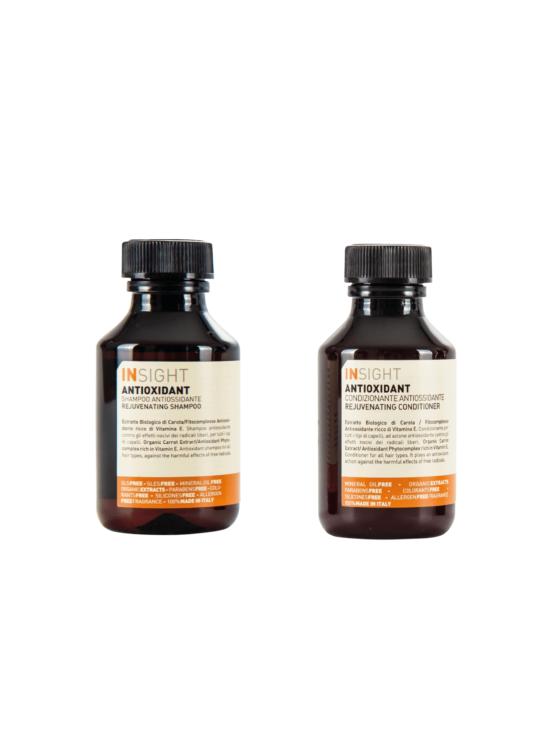 INsight hårpleje rejsestørrelser antioxidant