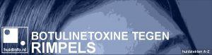 botulinetoxine rimpels botox injecties