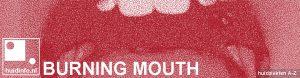 burning mouth brandende mond