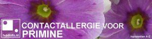allergie voor primine