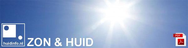 zon en huid ultraviolet