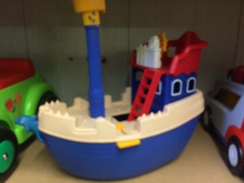 A148 - Piratenschip